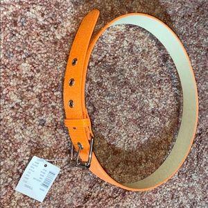 Orange Justice Belt